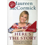 Maureen McCormick Here's The Story Book - Entertainment Memorabilia