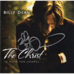 Billy Dean The Christ (A Song For Joseph) CD Autographed Country Music Memorabilia