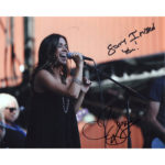 Jana Kramer 8x10 Photo Autographed Entertainment Memorabilia