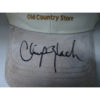 Clint Black Cracker Barrel Old Country Store Cap - Autographed Country Music Memorabilia