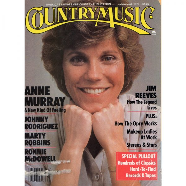 Country Music Magazine Anne Murray