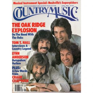 Country Music Magazine Oak Ridge Boys