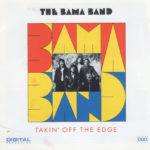 The Bama Band Takin' Off The Edge CD