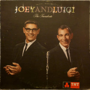 Joey & Luigi The Turnabouts LP