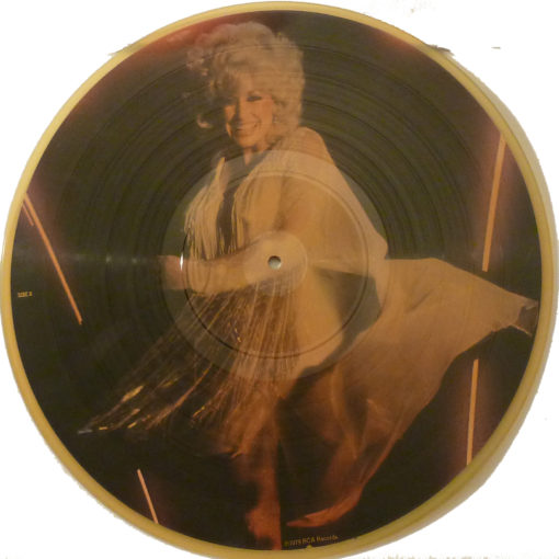 Dolly Parton Great Balls Of Fire Picture Disc LP