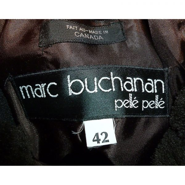 Donna Fargo Marc Buchanan Coat