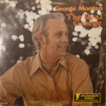 GEORGE MORGAN The Real George Morgan LP Autographed Signed
