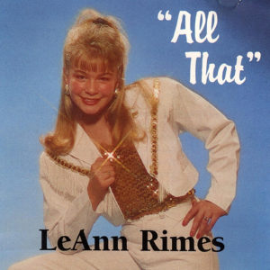 LeANN RIMES All That CD
