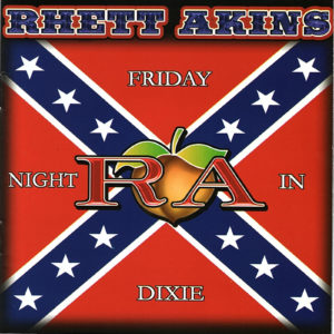 RHETT AKINS Friday Night In Dixie CD