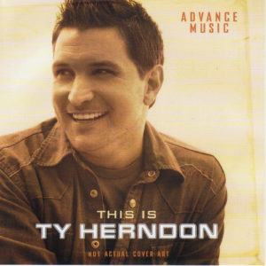 TY HERNDON This Is Ty Herndon CD