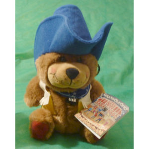 "Grand Ole Opry Bear – ""Hooch"" w/Cowboy Hat"