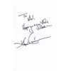 Kirk Cameron Still Growing Book Autographed Signed