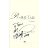Melissa Gilbert Prairie Tale Book Autographed Signed