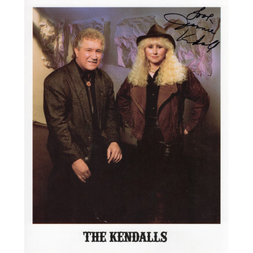 The Kendalls Autographed Photo