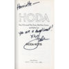HODA How I Survived Book Autographed Signed