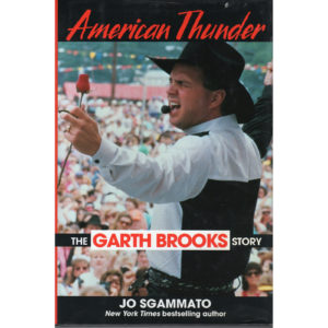 GARTH BROOKS American Thunder by Jo Sgammato