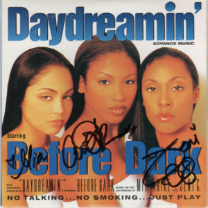 BEFORE DARK Daydreamin' CD Autographed Signed