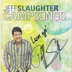 JEFF SLAUGHTER Campsongs CD Autographed Signed