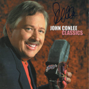 JOHN CONLEE Classics CD Autographed Signed