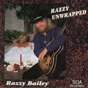 RAZZY BAILEY Unwrapped CD