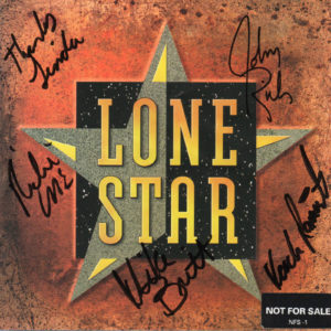 LONESTAR CD Autographed Signed