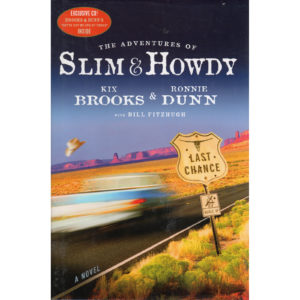 BROOKS & DUNN The Adventures of Slim & Howdy Book