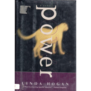 LINDA HOGAN Power Book Autographed Signed