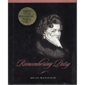 Remembering PATSY (CLINE) by Brian Mansfield Autographed Signed