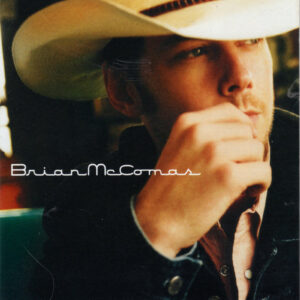 BRIAN MCCOMAS Self Titled CD Signed Autographed
