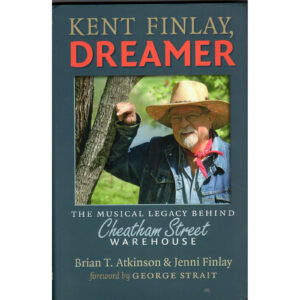 KENT FINLAY Dreamer Book Autographed Signed
