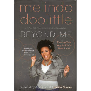 MELINDA DOOLITTLE Beyond Me Book Autographed Signed