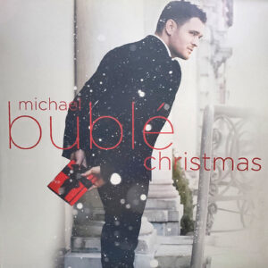 MICHAEL BUBLE Christmas LP (Red Vinyl)