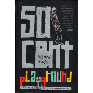 50 CENT Playground Autographed Signed