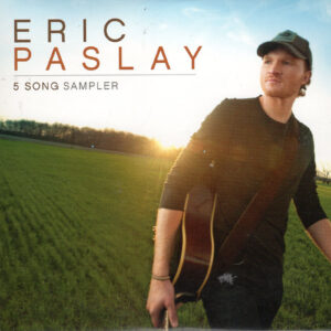 ERIC PASLAY 5 Song Sampler EP CD