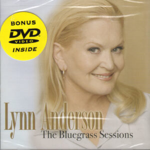 LYNN ANDERSON The Bluegrass Sessions CD with DVD NEW Sealed