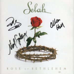 SELAH Rose Of Bethlehem CD Autographed Signed
