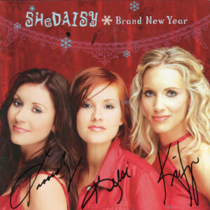 SHEDAISY Brand New Year CD Autographed Signed
