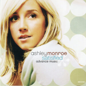 ASHLEY MONROE Satisfied CD RARE Hard To Find