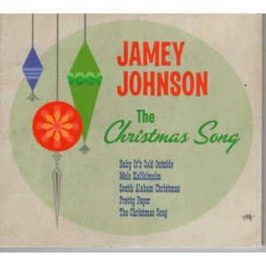 JAMEY JOHNSON The Christmas Song EP Digipak CD Rare