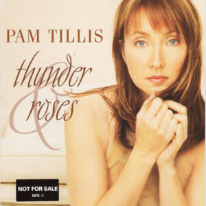 PAM TILLIS Thunder & Roses CD Autographed Signed
