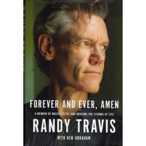 RANDY TRAVIS Forever And Ever, Amen Book