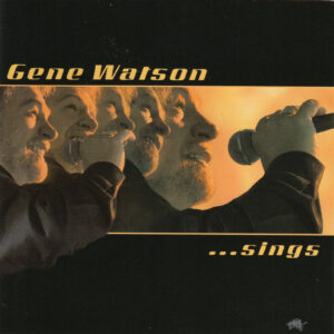 GENE WATSON Sings CD Autographed Signed
