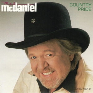 MEL MCDANIEL Country Pride CD