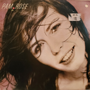 PAM ROSE Self-Titled LP Autographed Signed