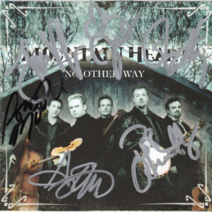 MOUNTAIN HEART No Other Way CD Autographed Signed