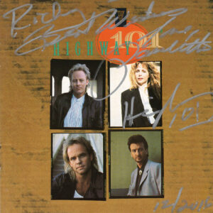 HIGHWAY 101 Highway 101 2 CD Autographed Signed