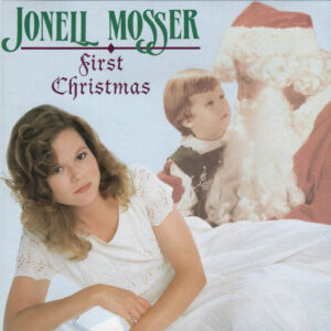 JONELL MOSSER First Christmas CD Autographed Signed