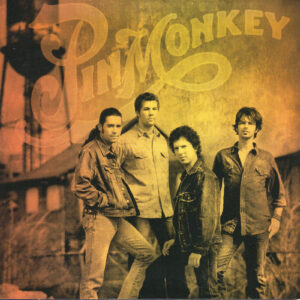 PINMONKEY Self Titled CD Autographed Signed